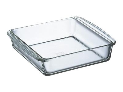 ケーキ焼皿(角型)