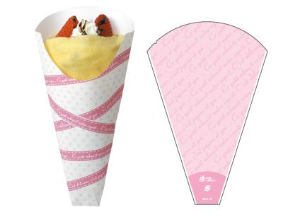 リボンラップ 三角袋M