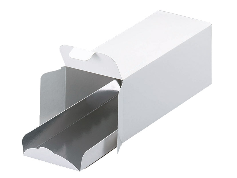 ボックスケーキホワイト(銀台紙付)