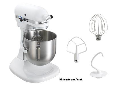 キッチンエイド KSM5 ホワイト