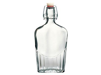 ガラス製 フィアスチェッタボトル 0.25L