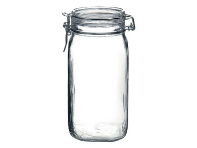 ガラス製 フィドジャー 1.5L