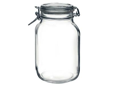 ガラス製 フィドジャー 2.0L