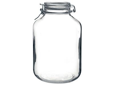 ガラス製 フィドジャー 5.0L