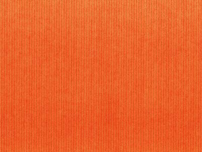 包装紙 筋無地 オレンジ
