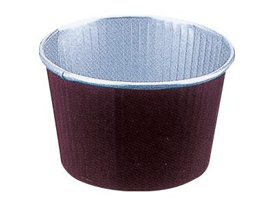 プリーツカップ ND-50FCL 焦茶