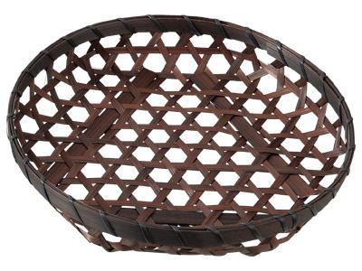 茶染メザル丸 21cm