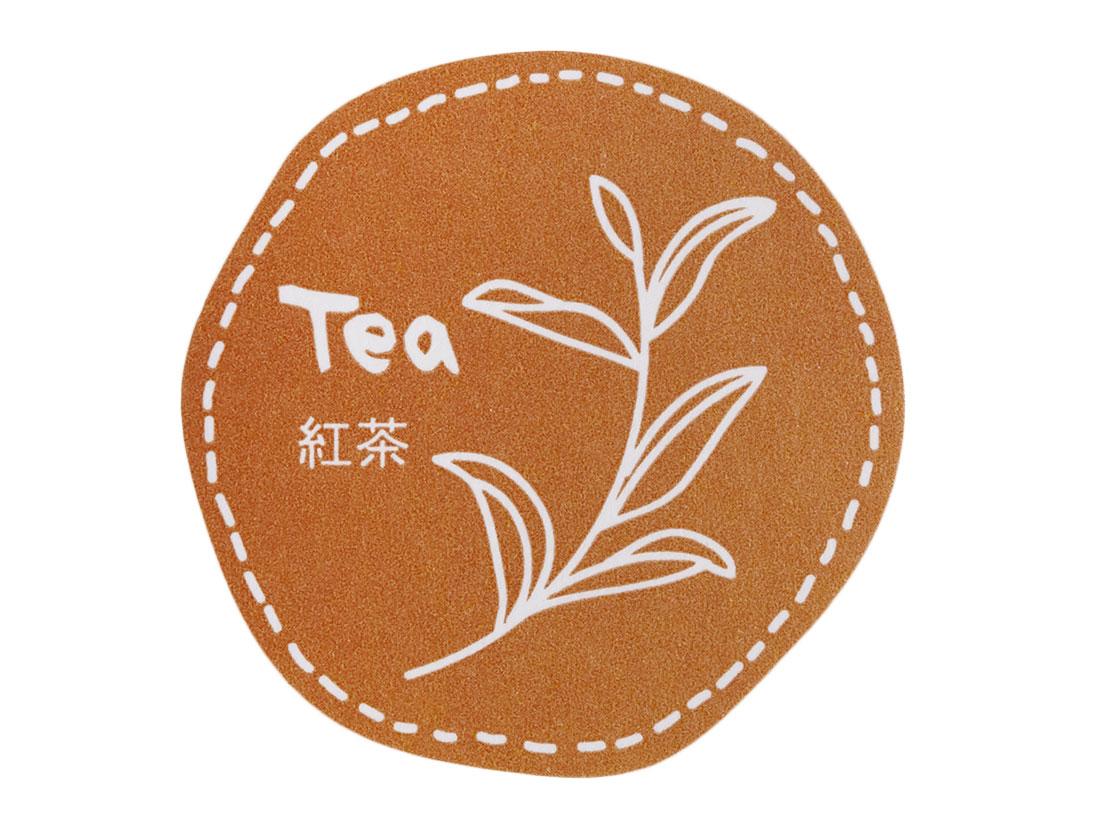 テイスティシール 紅茶