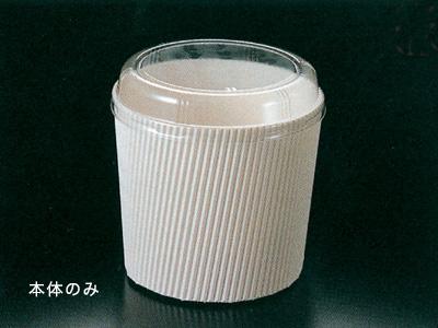 ミニシフォンカップ白無地 本体のみ