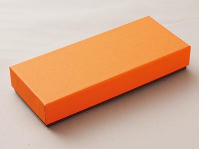 フェザーケース オレンジ 1245 10仕切