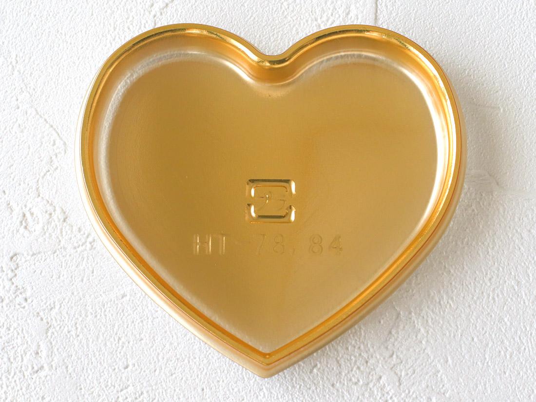 HT-78.84 ハートトレー ゴールド