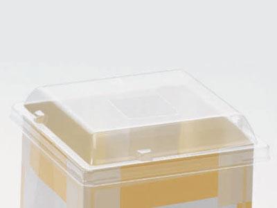 キューブシフォン用樹脂蓋(4K110)
