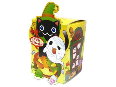 HW 仮装黒ネコ ミニBOX