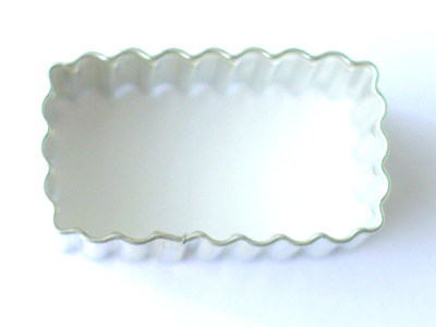 BIRKMANNクッキー型 波形長方形1