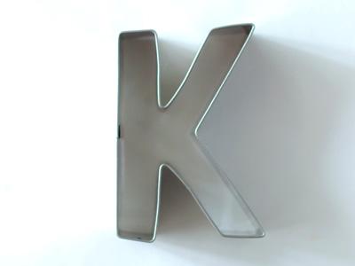 BIRKMANNクッキー型 K