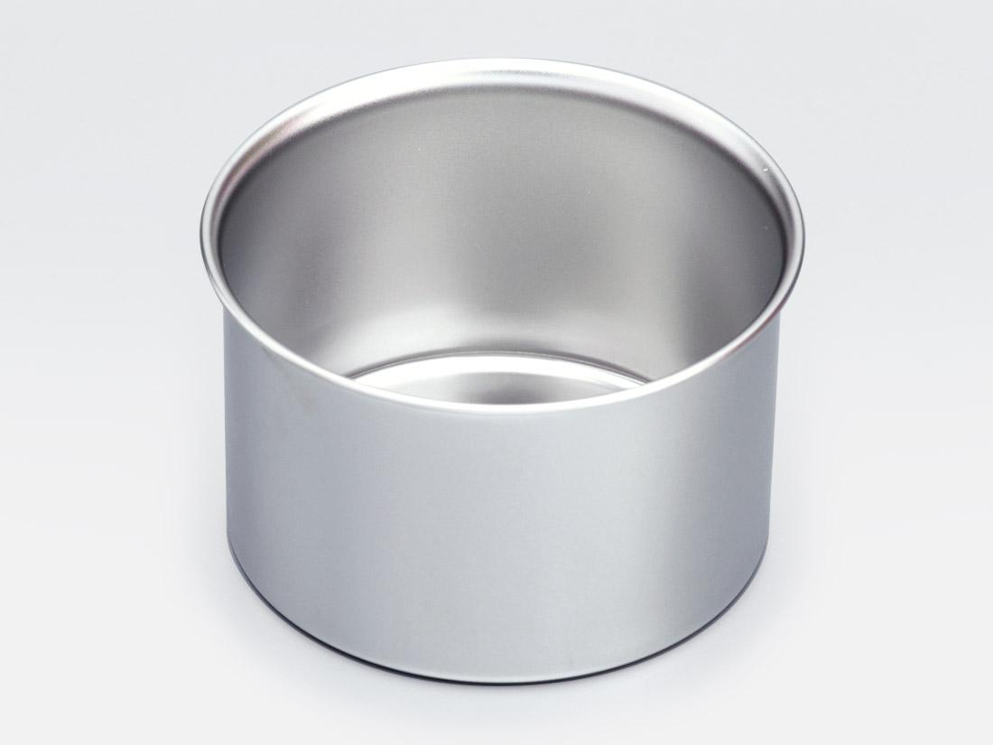 18-8 デコ缶 共底 深型 3寸