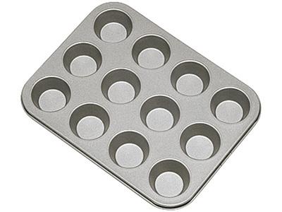ベイクウェアーミニマフィンパンケーキ型12ヶ付