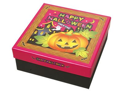 ハロウィン150角貼り箱 ハロウィンキャッスル
