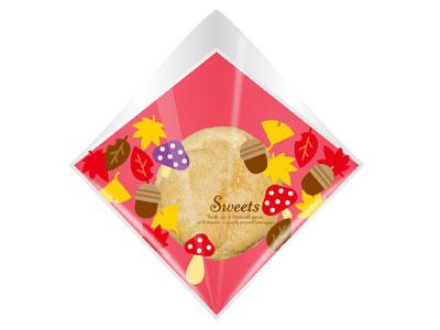 シュークリーム袋 オータムスイーツ