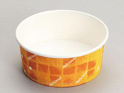 ベーキングカップ 96パイ浅 オレンジ(K8091A)