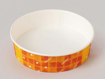 ベーキングカップ 150径 オレンジ(K8151A)
