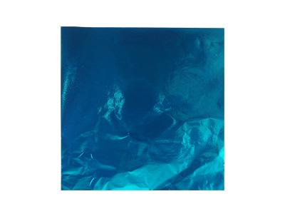 アルミ箔平判90角ブルー(1000枚入)