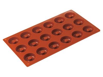 プチドーナツシリコン焼き型