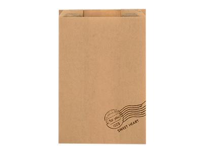 耐油紙GZ袋スイートハートNo.188(大)