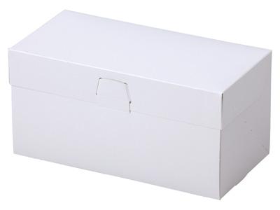 ケーキ箱 ロックBOX 105-プレス 3.5×7