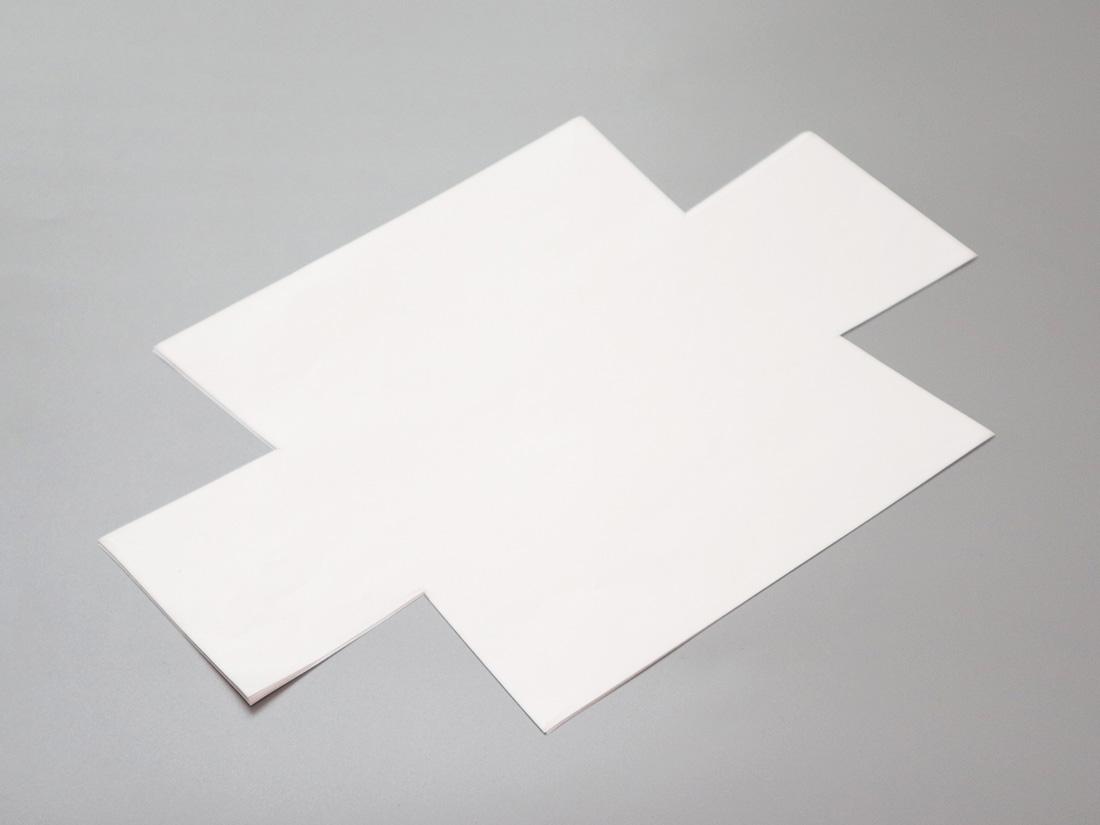 パウンド敷紙 6寸