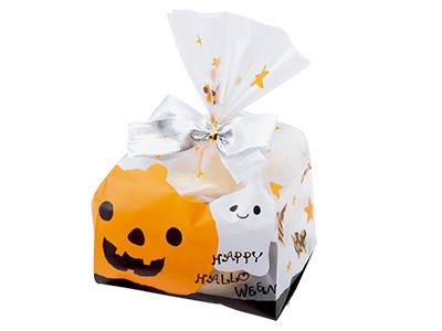ハロウィン袋 ポップン