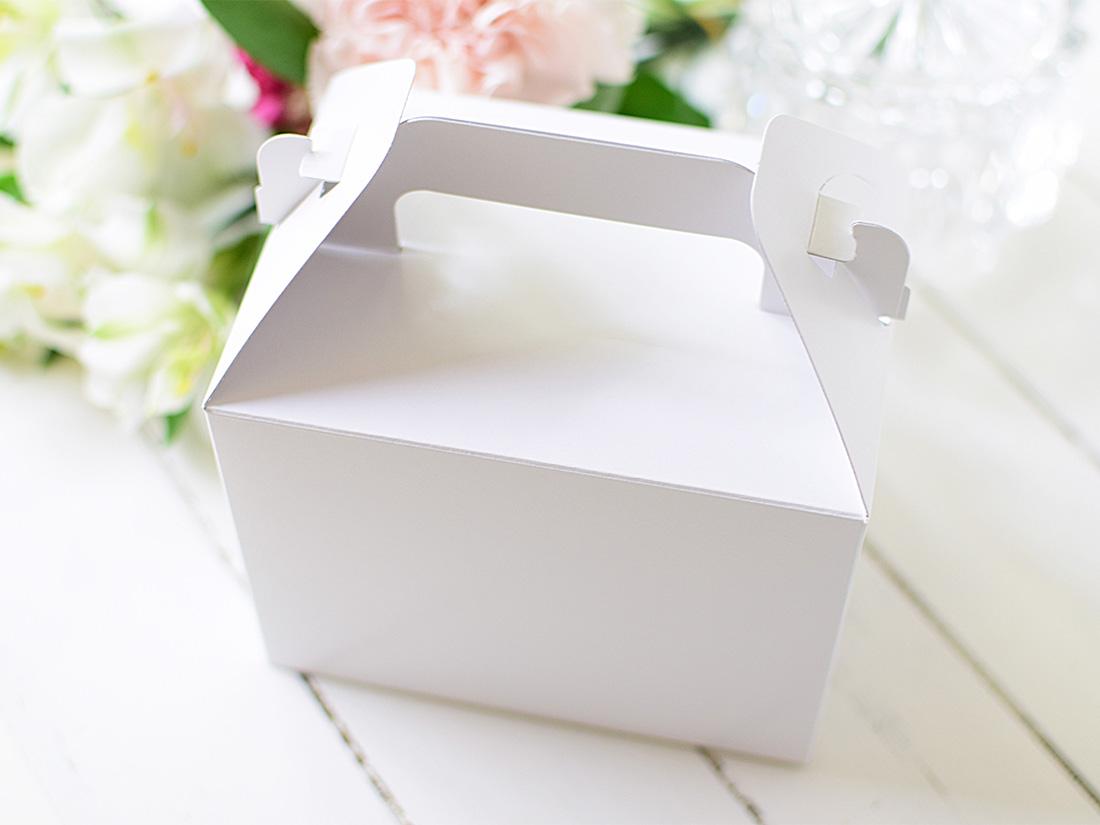 ケーキ箱 手提トップオープンNC 3.5×5