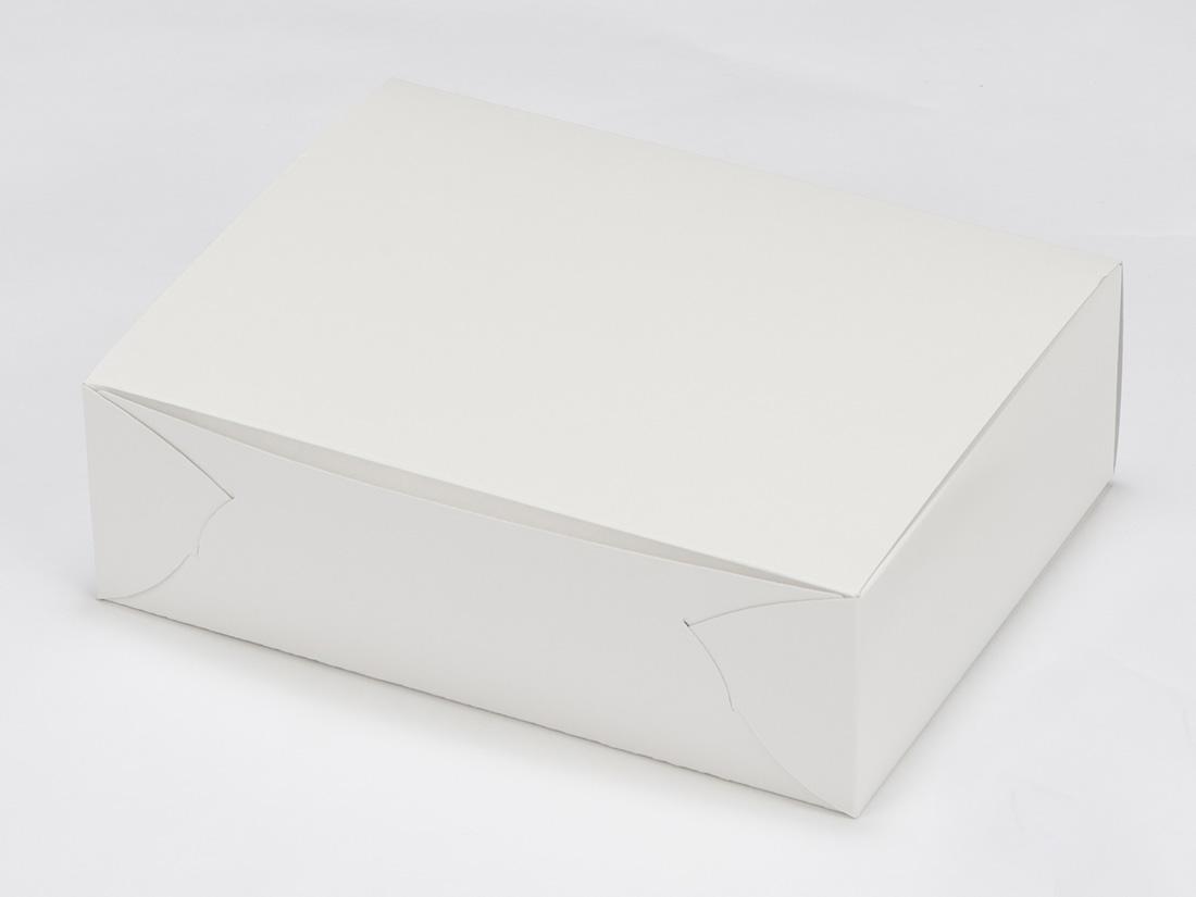 ケーキ箱 ホワイトショートNC No.9