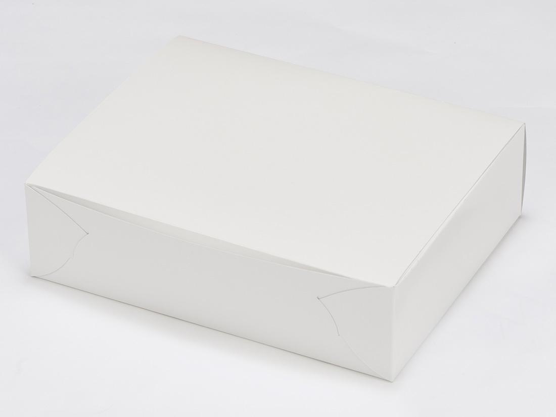 ケーキ箱 ホワイトショートNC No.10
