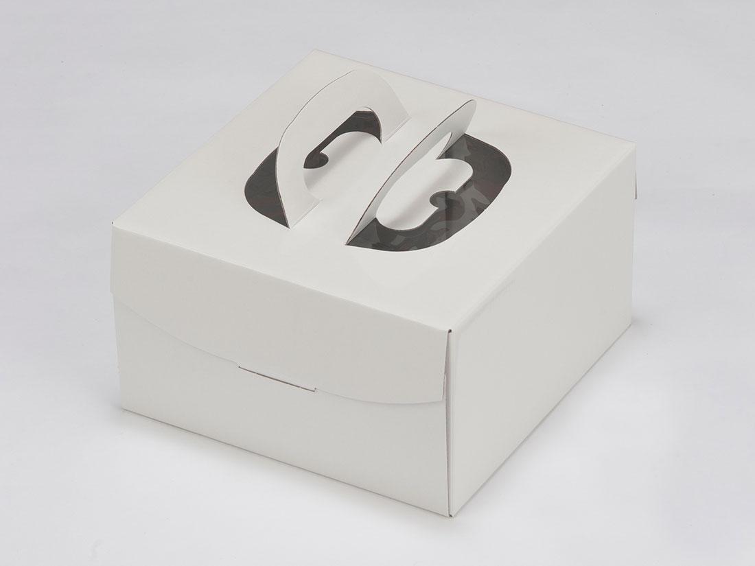 ホワイトデコNC L5寸H130(トレーなし)