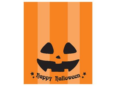 HW平袋 かぼちゃ