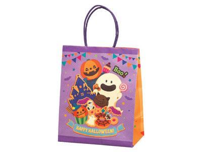 ハロウィンスムースバッグ クッキーパーティ 22-12