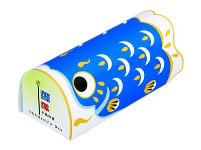6寸ロール・こい 青鯉