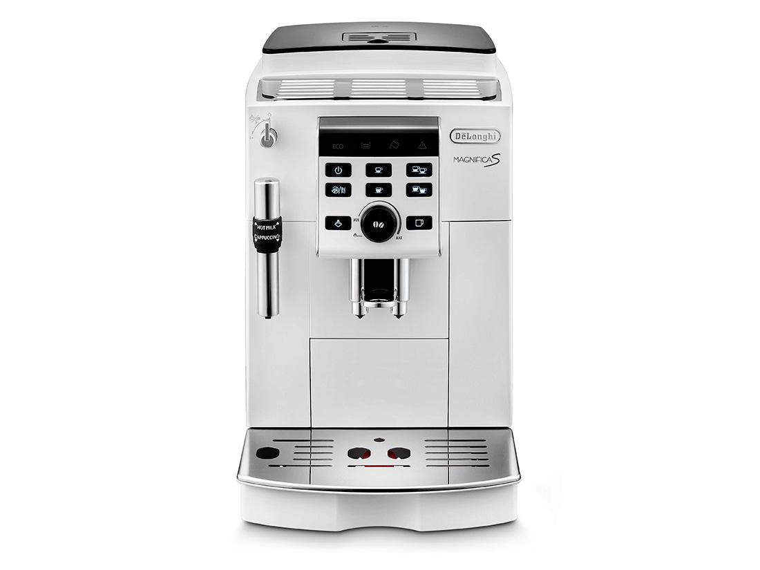 デロンギ マグニフィカS コンパクト全自動コーヒーマシン W