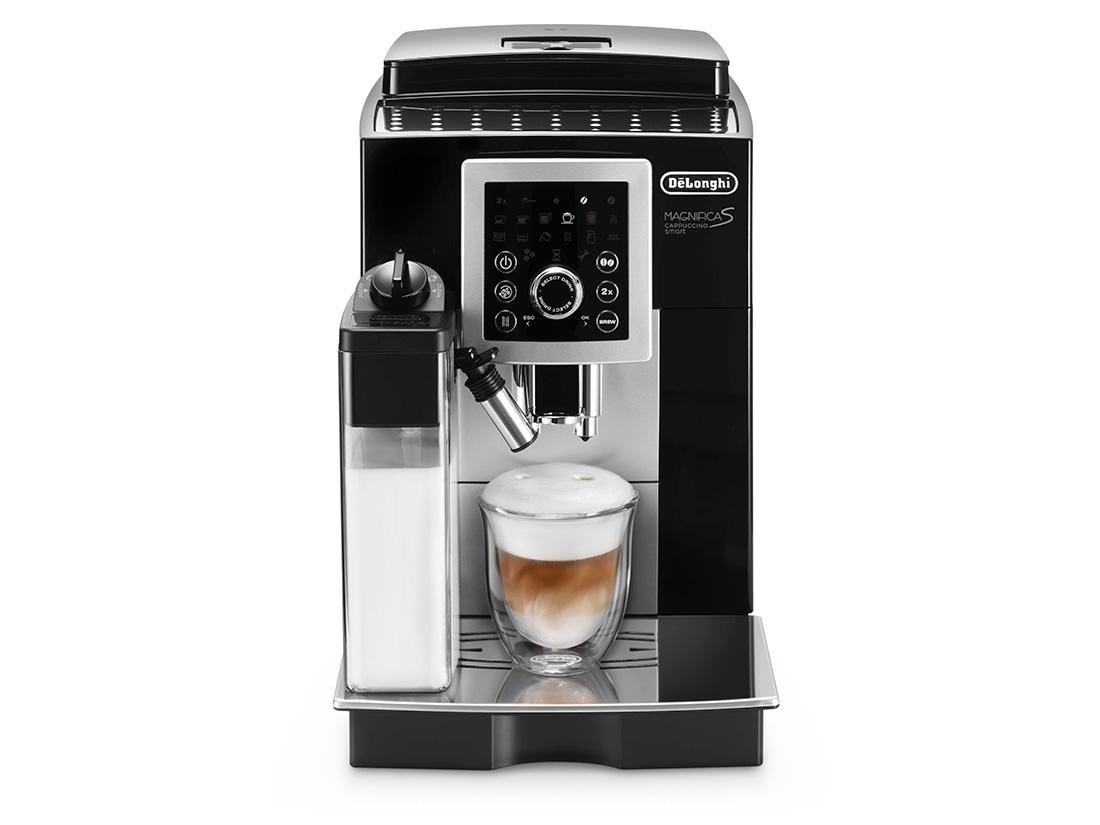 デロンギ マグニフィカSカプチーノスマートコンパクトコーヒーマシン