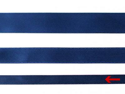 cotta 両面サテンリボン ピーコートブルー 9mm×5m