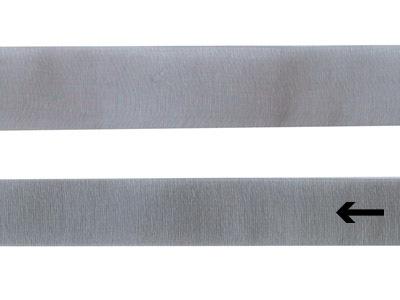 cotta シェアサテンリボン チャコールグレー 16mm×5m