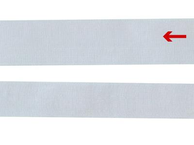 cotta シェアサテンリボン ホワイト 22mm×5m