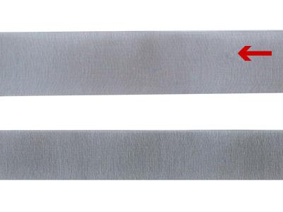 cotta シェアサテンリボン チャコールグレー 22mm×5m