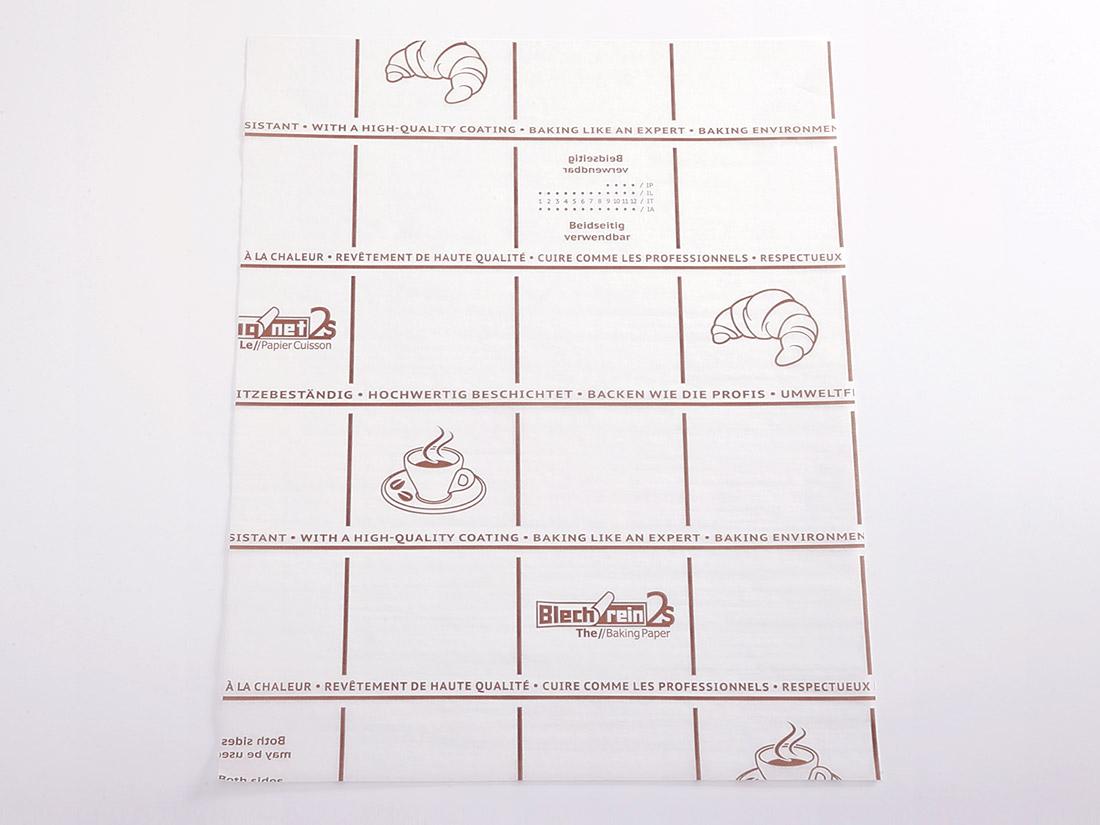 BRANOPAC ベーキングペーパー家庭用PRO BOX(24枚入)