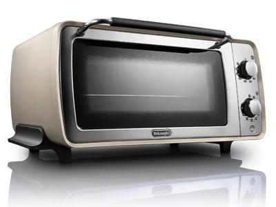 デロンギ ディスティンタ コレクション オーブン&トースター EOI407J-W