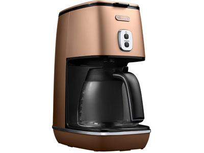 デロンギ ディスティンタ コレクション ドリップコーヒーメーカー ICMI011J-CP