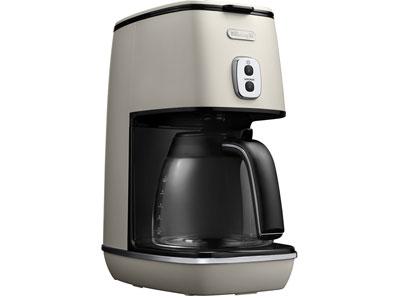 デロンギ ディスティンタ コレクション ドリップコーヒーメーカー ICMI011J-W