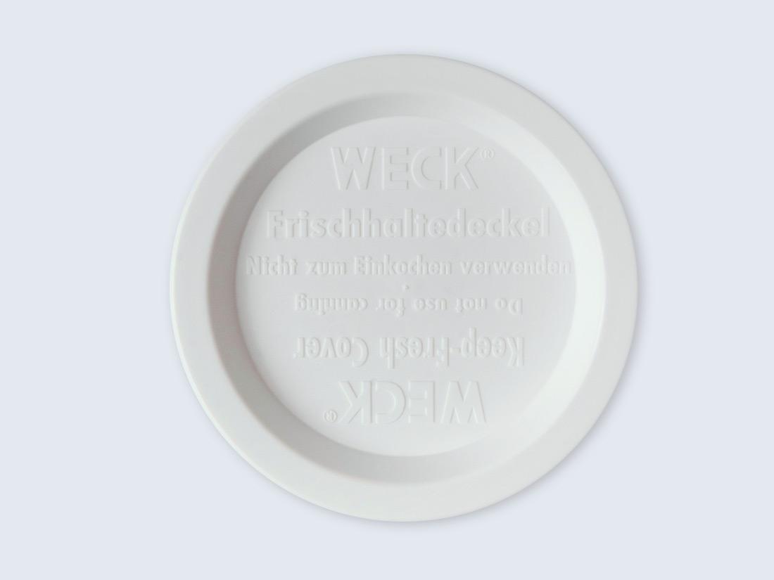 WECK プラスティクカバー M