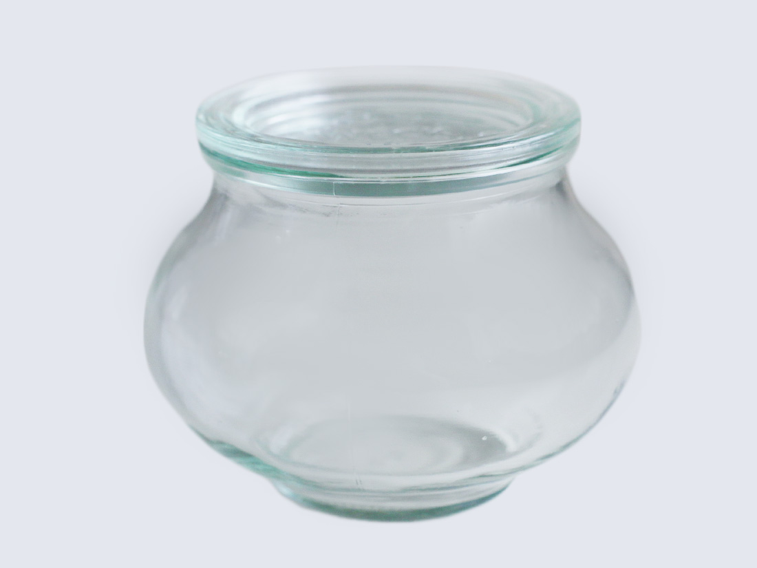 WECK Deco Jar 550